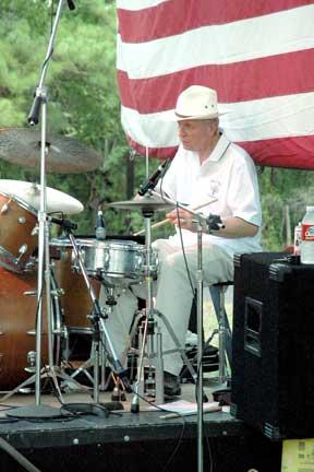 Bob Deuell, M.D. (Drums)